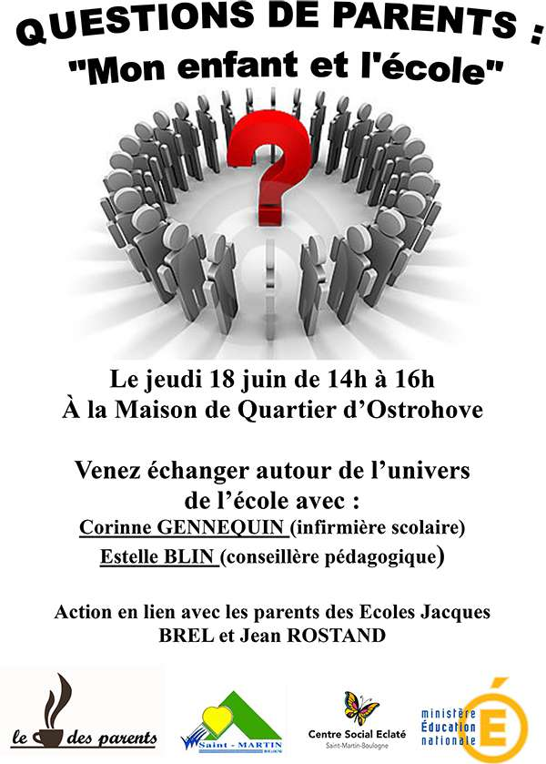 affiche question de parents