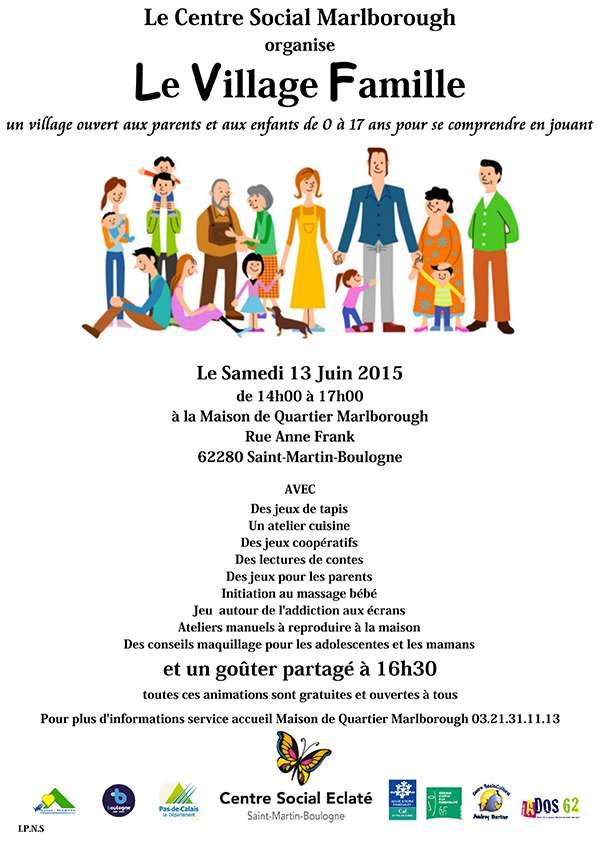 village du bien etre en famille (2)