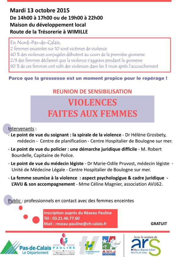 Programme violences faites aux femmes 13.10.15V2