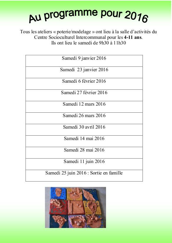Ateliers PE 3 CSCI 2016