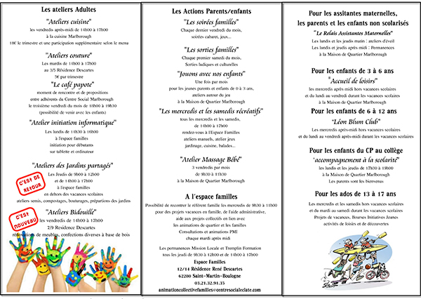 plaquette mars 2016 actions familles verso