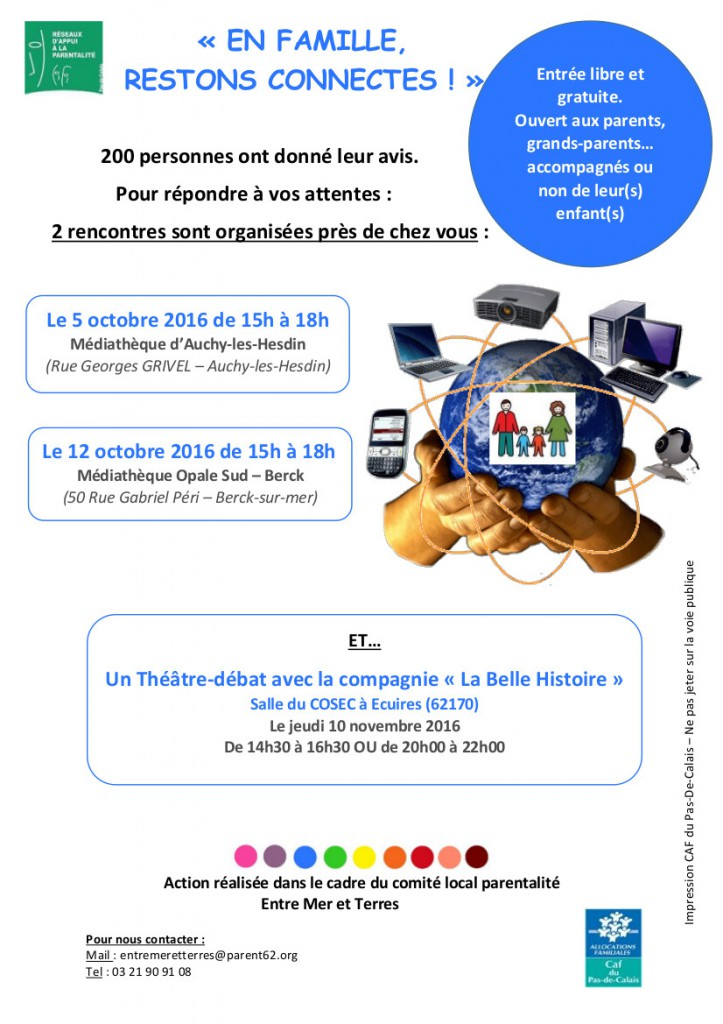 AFFICHE TRACT recto