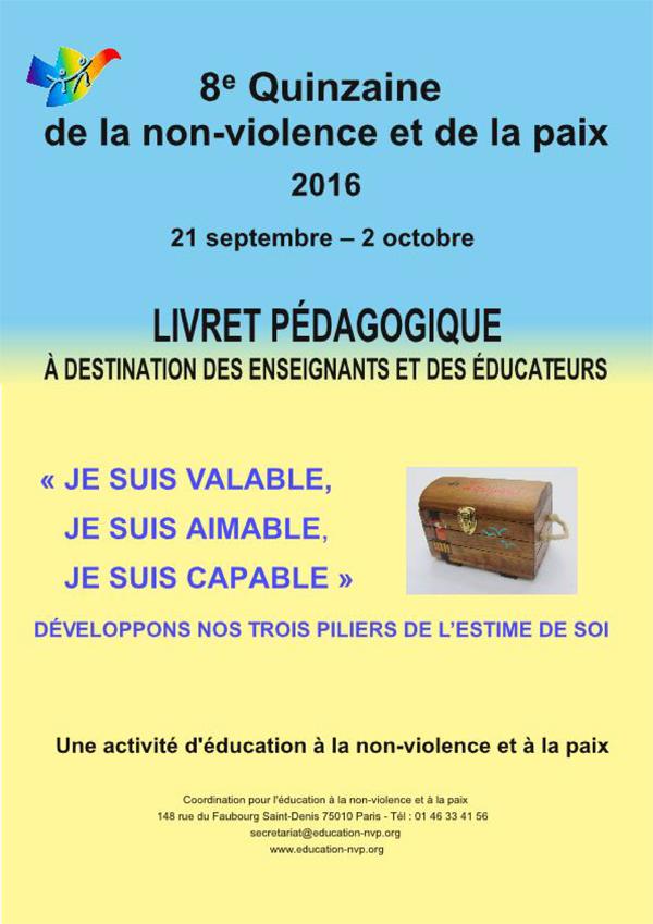 Livret-de-la-Quinzaine-2016-1