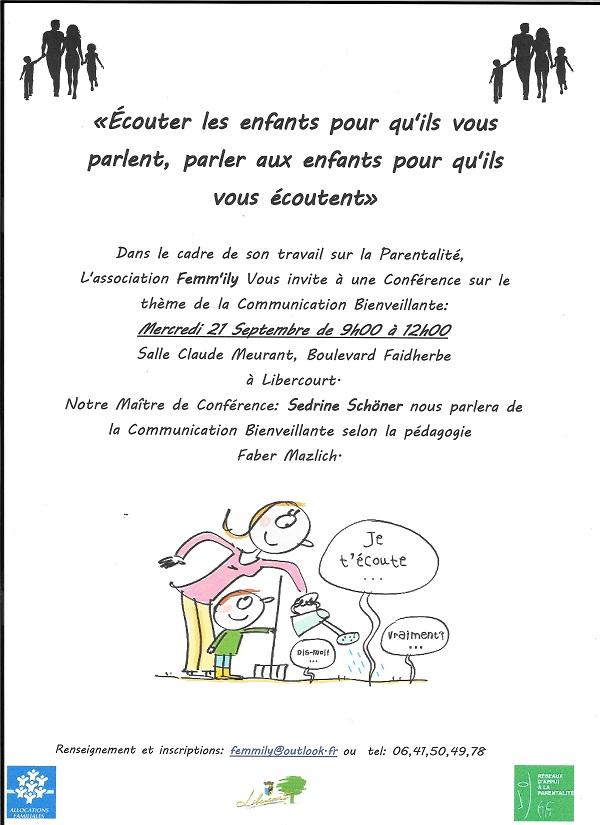 affiche invitation