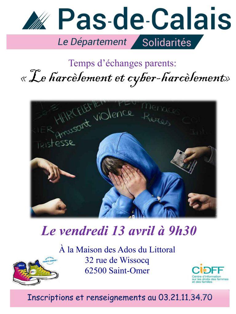 Vendredi 13 avril 2018 la maison des ados de st omer for Autour de maison