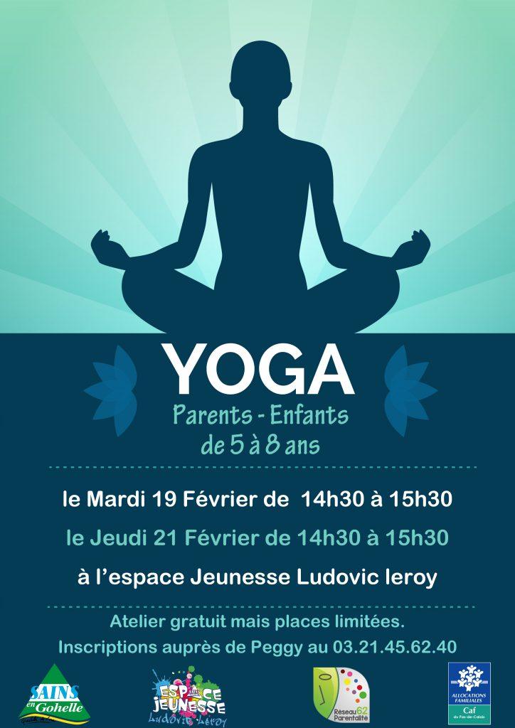 Yoga Février 2019