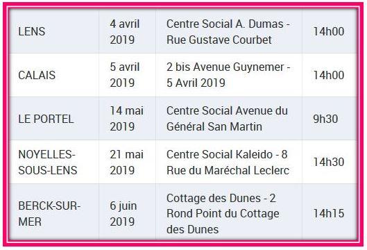 Calendrier Avril Mai Juin 2019.Parents Apres La Separation Le Calendrier Des Rencontres