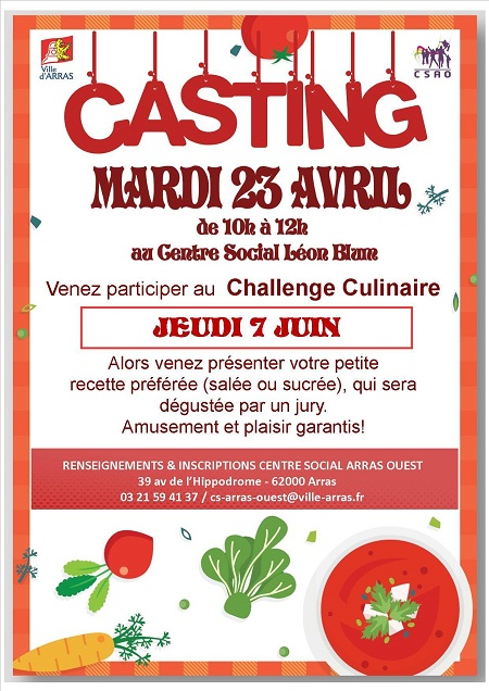 casting-culinaire