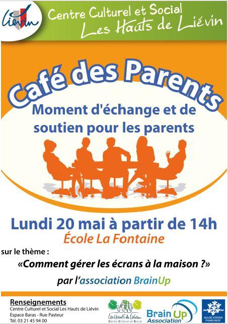 Café de parents MAI