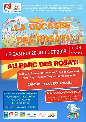 Ducasse des Rosatis