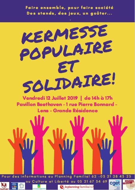 Kermesse juillet 2019