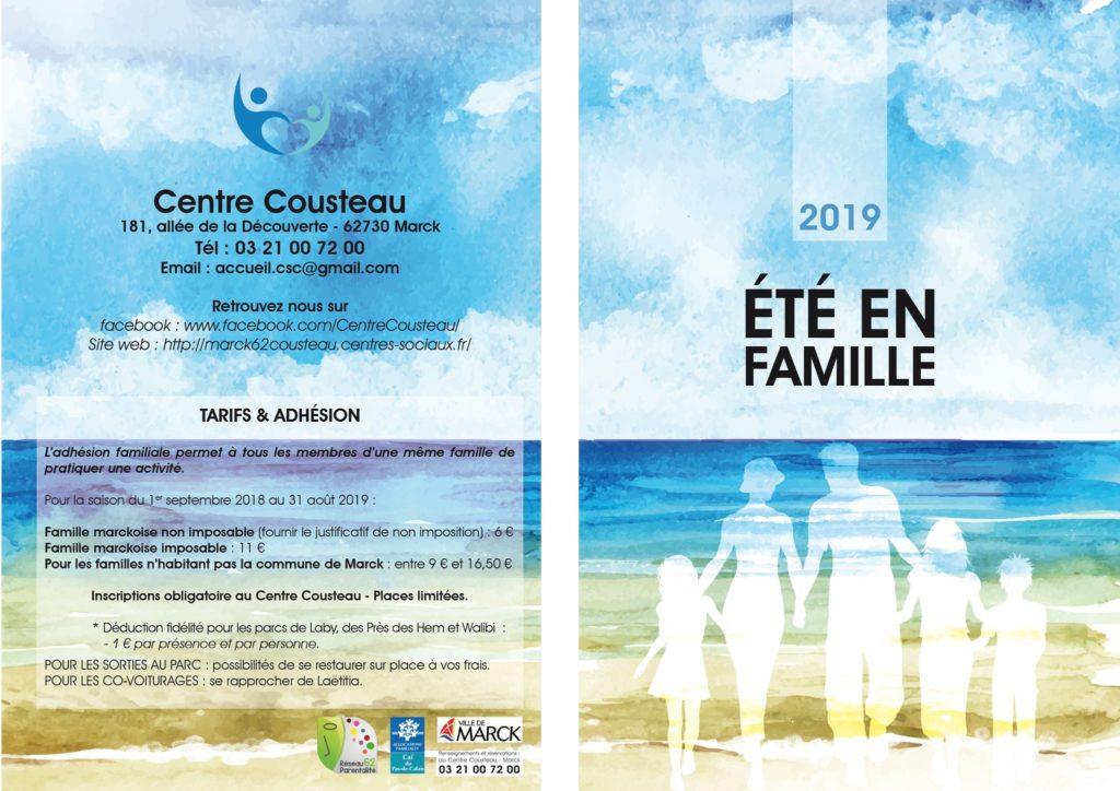 programme cousteau