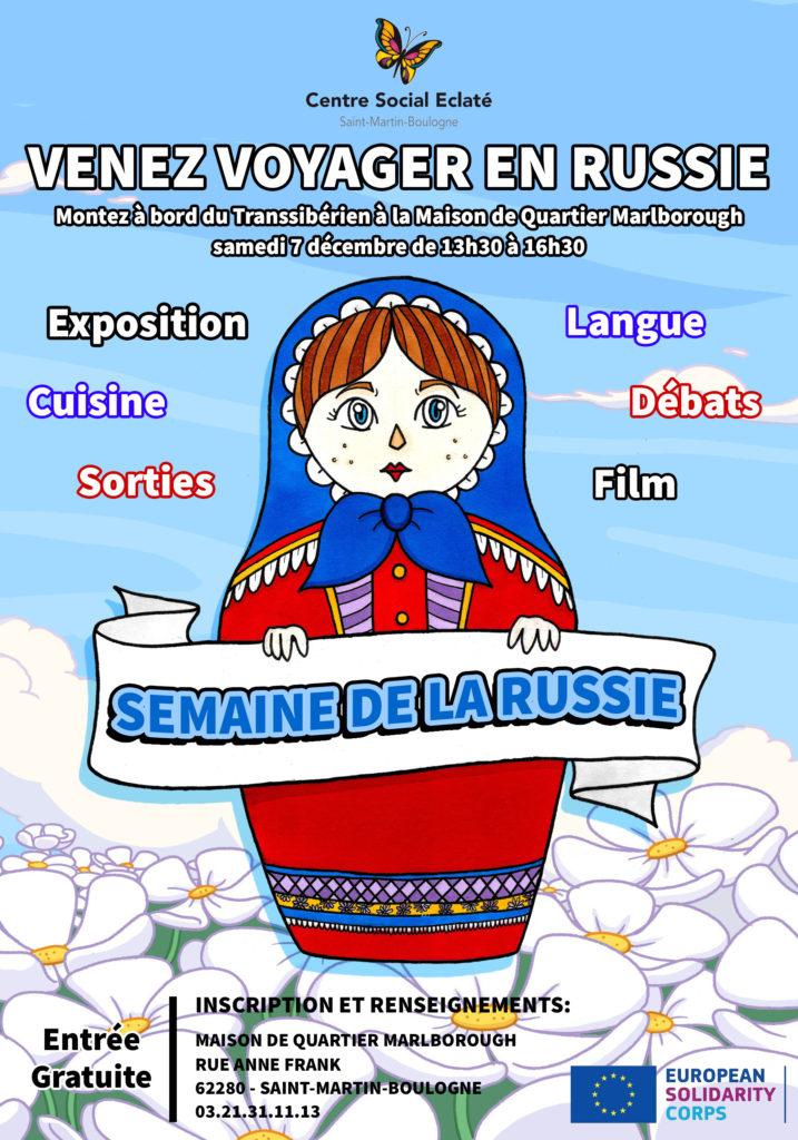 Semana de la russia de Masha