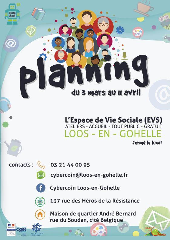planning EVS 1