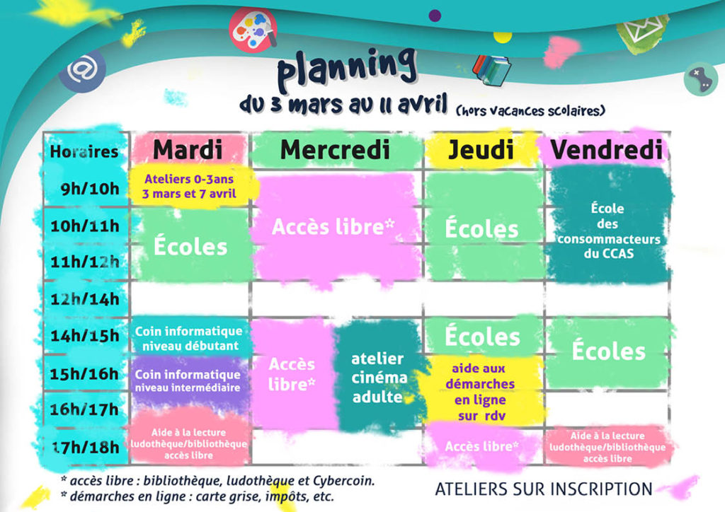planning evs 2